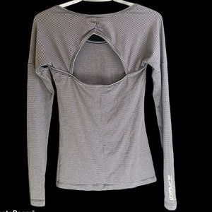 Cut out back O'Neill long sleeve
